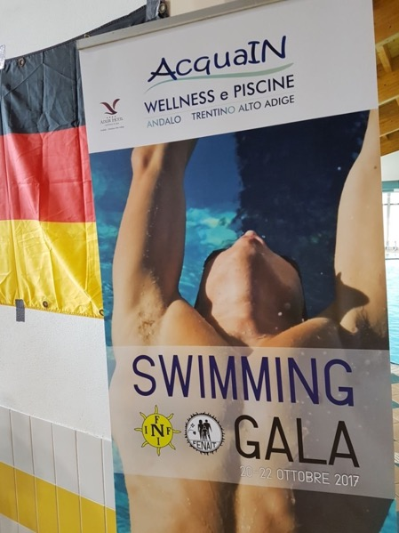 46. Schwimmgala der INF-FNI in Andalo